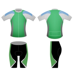 Cyclist uniform vector