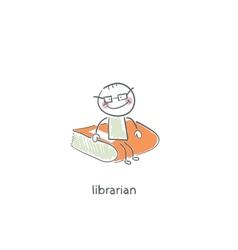 Librarian vector