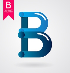Creative letter vector