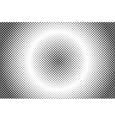 Medium dots halftone background overlay vector
