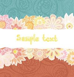 FlowerElements23 vector image