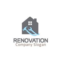 Renovation design vector