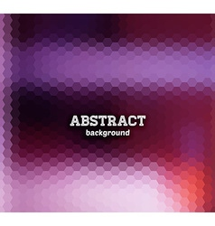 Pixelated Abstract Background vector image