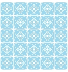 Turquoise geometric background patterns icon vector