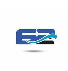 61th year anniversary design logo vector