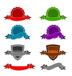 icons - certificates vector image