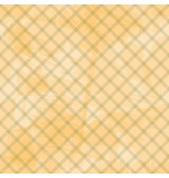 Orange striped grungy paper seamless background vector