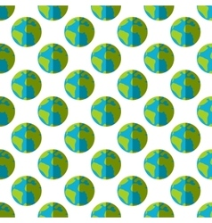 Earth pattern seamless vector