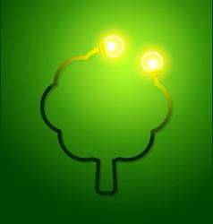 Eco friendly concept vector