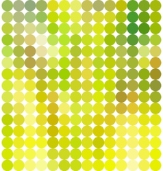colorful dots geometric background vector image
