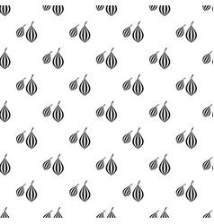 Trachyspermum ammi pattern vector