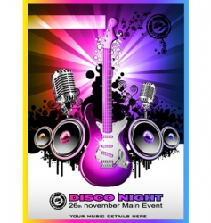 event background vector image