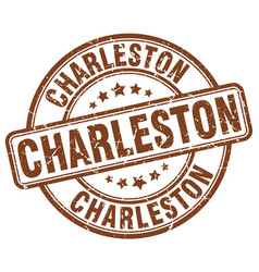 Charleston stamp vector