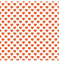 beautiful seamless pattern with orange vector image