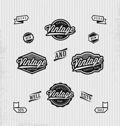 Vintage vector