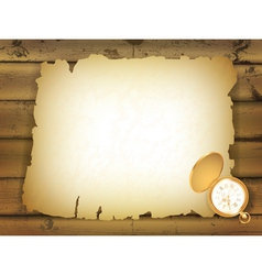 old paper vector image vector image