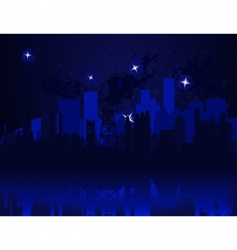 Night city3 vector