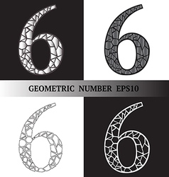 Six geometric vector