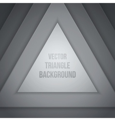 Geometric Background Hipster theme Retro triangle vector image vector image