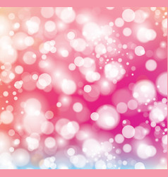 abstract background with color sparkles vector image