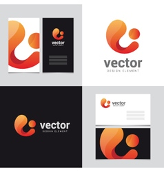 logo design element 22 vector image
