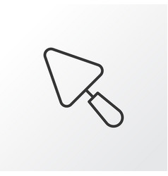 Scapula icon symbol premium quality isolated vector