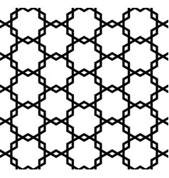 Seamles geometric ornament vector