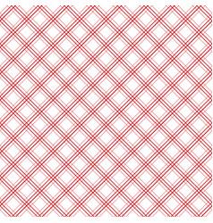 Geometric plaid diagonal line vintage seamless vector