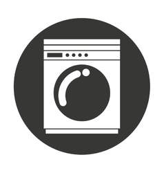 house appliance isolated icon vector image