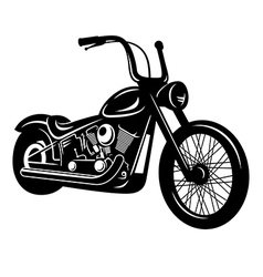 Motorcycle 001 vector image