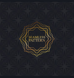 Seamless elegant pattern vector
