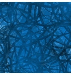 Abstract background tangled branches jungle vector