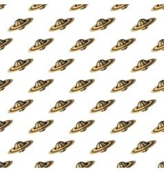 Saturn pattern seamless vector
