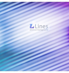Abstraction lines vector