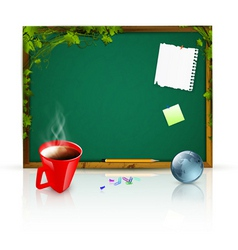 education theme vector image