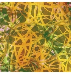 Abstract background tangled leaves irish batik vector