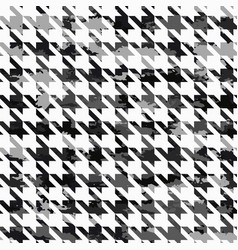 seamless pattern camouflage vector image