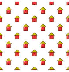 Beehive pattern seamless vector