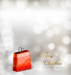 Red gifts vector