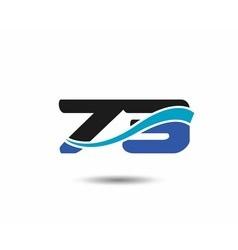 73th year anniversary design logo vector
