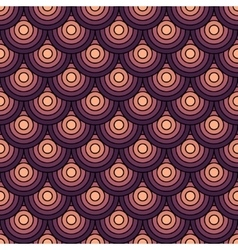 Circles background violet vector