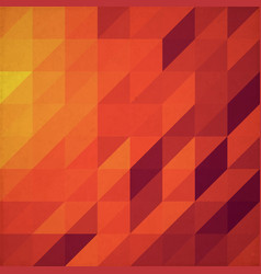 triangle paper background vector image