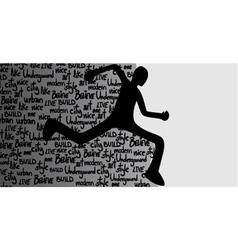 Runner symbol vector