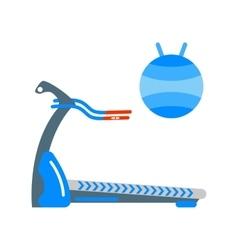 Treadmill vector