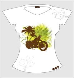 Abstract t-shirt vector