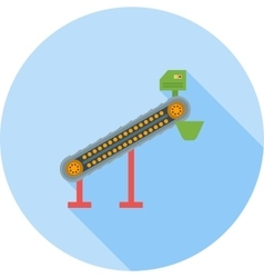 Conveyor iii vector
