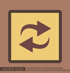 Update arrow vector