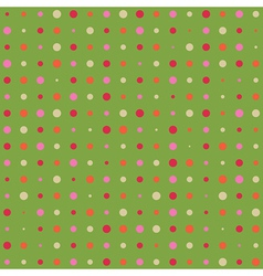 Color Dots vector image