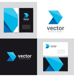 Logo design element 23 vector