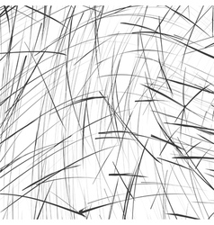 Abstract black and white pencil sketch background vector